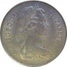 1968 Great Britain 10 Pence