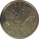 1980 Bermuda 10 Cent