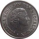 1963 Netherlands 25 Cents