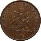 1978 Trinidad 1 Cent