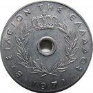 1971 Greece 10 Lepta