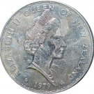 New Zealand, 1979 One Dollar