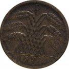 1925 D Germany 5 REICHSPFENNIG