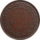 1920 Canadian Large Cent  #2