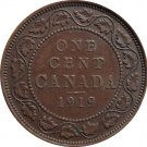 1919 Canadian Large Cent #2