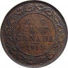 1913 Canadian Large Cent