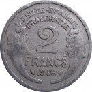 1946 2 Franc