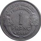 1946 France 1 Franc