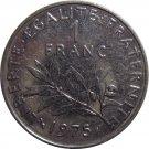 1975 France 1  Franc