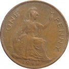 1948 Great Britain One Penny #2