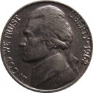 1962 Jefferson Nickel (Whitman)