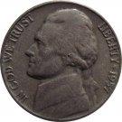 1957 Jefferson Nickel (Whitman)