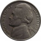 1960 Jefferson Nickel (Whitman)