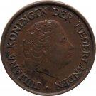 1956 Netherlands 5 Cents