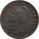1936 Argentina 5 Centavo