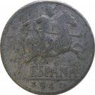 1941 Spain 10 Peseta