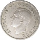 1951 Great Britain 2 Shilling #2