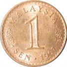 1967 Malasia 1 Sen