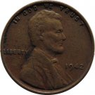 1942 Lincoln Cent
