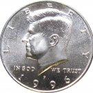 1996 P Kennedy Half (dan)