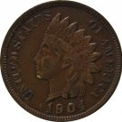 1904 Indian Head Cent Nice full Liberty