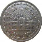 1960 Argentina 1 Peso