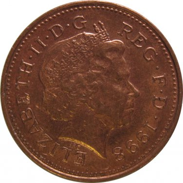 1998 Great Britain New  Penny
