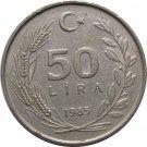 Turkey 1985 50 Lira