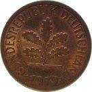 1979 G Germany 1 Pfennig