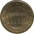 2002 D Germany 10 Cent