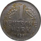 1956 J Germany 1 Mark