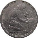 1979 D Germany 50 Pfennig