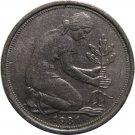 1981 F Germany 50 Pfennig