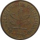 1976 J Germany 5 Pfennig