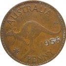 1955 Australia  1 Cent