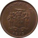 1986 One Penny Jamaica