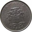 1989  Jamaica Ten Cents