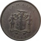 1969 Jamaica Ten Cents