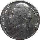 1962 D Jefferson Nickel (Whitman)