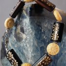 Flower Bone Bracelet