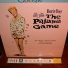 Laserdisc THE PAJAMA GAME (1957) Doris Day Lot#2 FS Classic Musicals LD