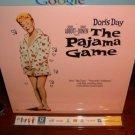Laserdisc THE PAJAMA GAME (1957) Doris Day Lot#2 FS Classic Musicals LD
