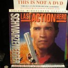 Laserdisc LAST ACTION HERO 1995 Arnold Schwarzenegger Lot#4 DLX LTBX SEALED UNOPENED LD
