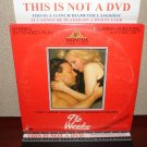 Laserdisc 9 1/2 Weeks 1986 Mickey Rourke Kim Bassinger FS LD Movie Video [ML100973]