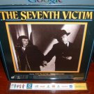 Laserdisc THE SEVENTH VICTIM (1943) Kim Hunter Lot#3 FS Classic Horror LD