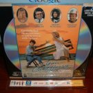Laserdisc YOU CAN&#39;T HURRY LOVE 1987 Charles Grodin FS LD