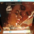 Laserdisc WILD ORCHID 1990 Mickey Rourke Lot#2 FS LD