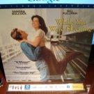 Laserdisc WHILE YOU WERE SLEEPING 1995 Sandra Bullock Lot#5 LTBX THX LD