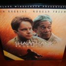 Laserdisc THE SHAWSHANK REDEMPTION 1994 Morgan Freeman Lot#3 DLX LTBX LD