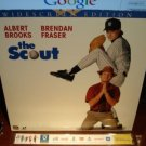 Laserdisc THE SCOUT 1994 Albert Brooks Brendan Fraser LTBX LD